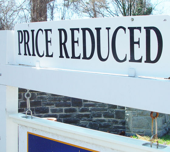6 Reasons to Reduce your home price